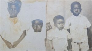 Yushau Shuaib and his beloved younger brother, Yerima Abdul
