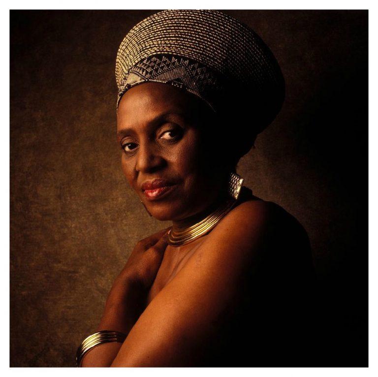 Miriam Makeba  (May 4, 1932 – 10 November 2008)