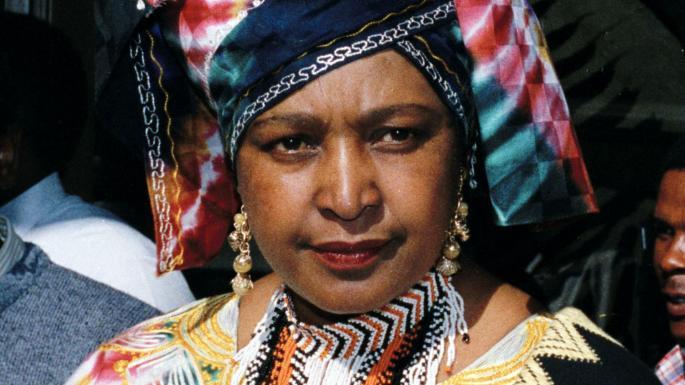 Winnie Madikizela Mandela (26 September 1936– 2 April 2018)