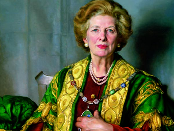 Margaret Hilda Thatcher (13 October 1925 – 8 April 2013)