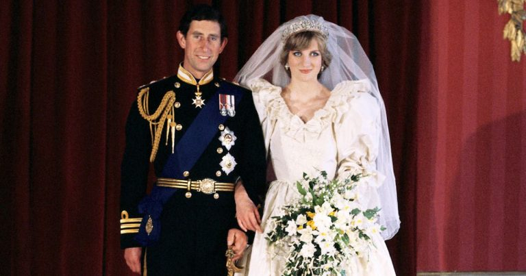 Diana Spencer (1st July 1961-31st August 1997)