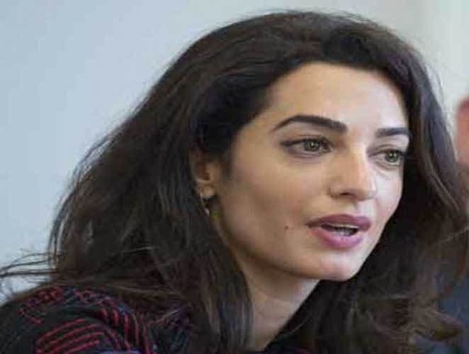 Friday Quote: Amal Clooney