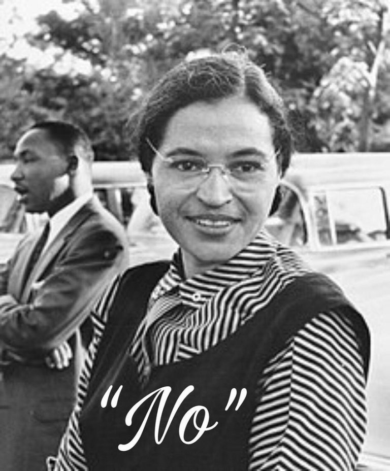 Wednesday Quote: Rosa Parks