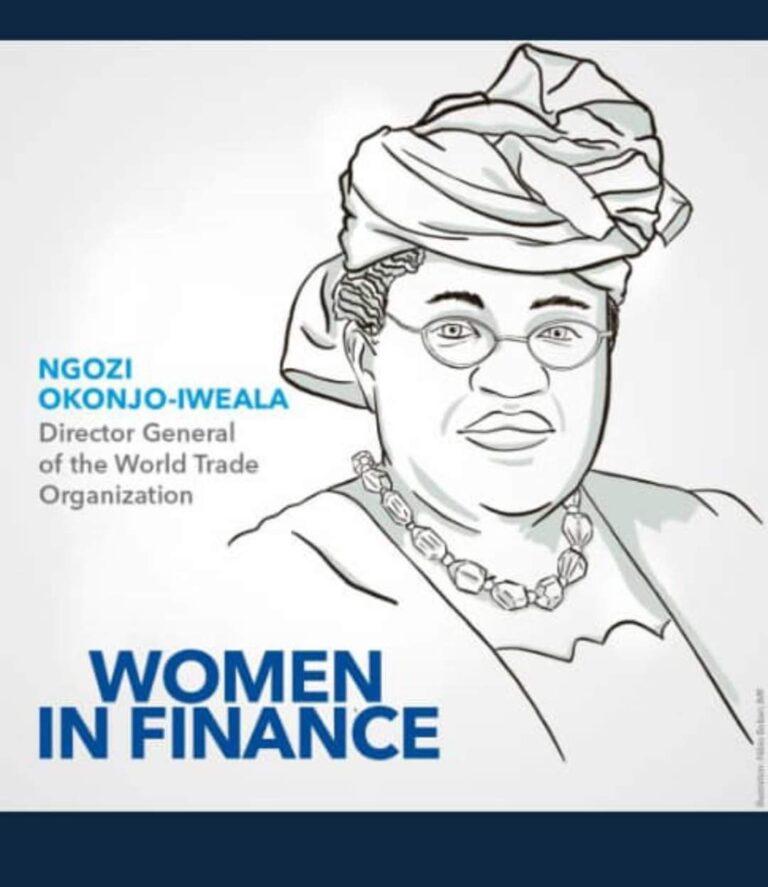 Nigerian's Ngozi Okonjo Iweala makes history