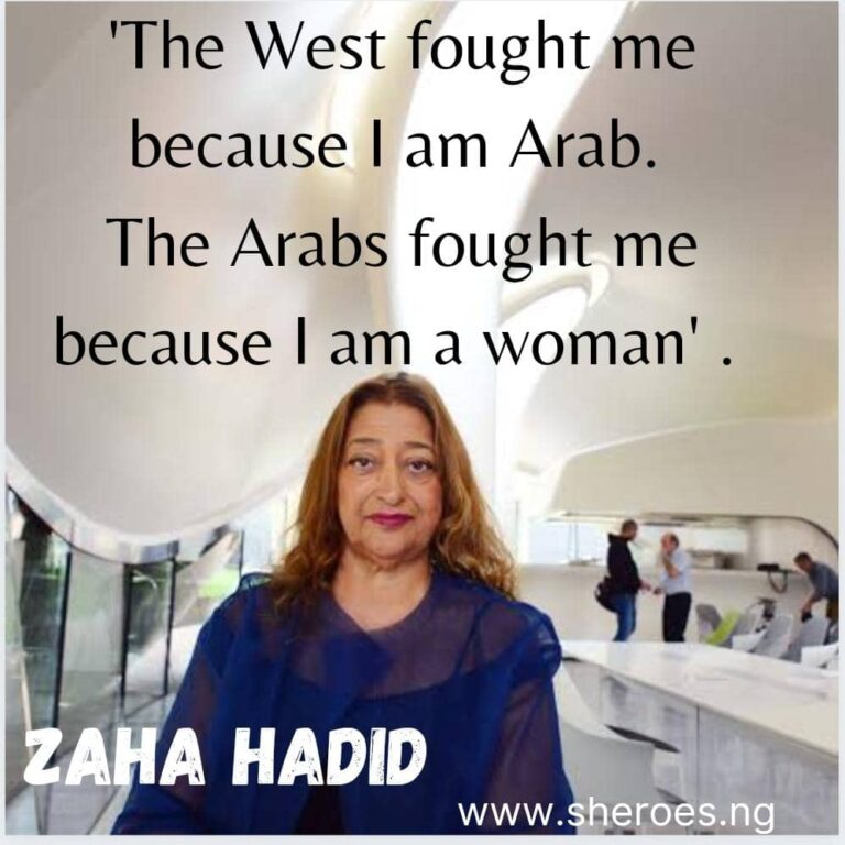 Zaha Hadid: 1950-2016