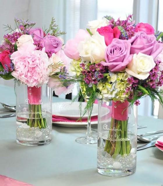 12 ideias de decoração simples para casamentos