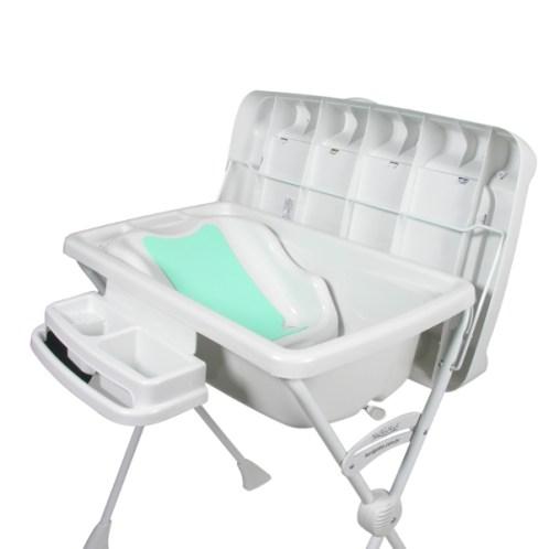 banheira com suporte burigotto aberta branca