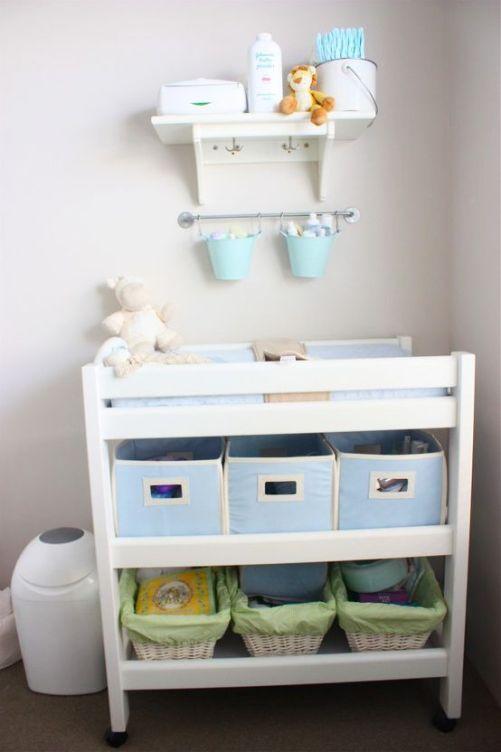 trocador para bebês