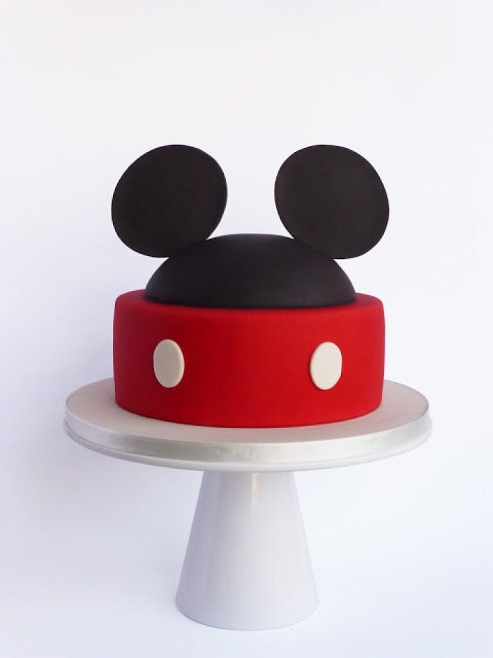 bolo clean Mickey
