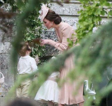 Kate Middleton repreende o filho e mostra que a educação deve ser dada pelos pais
