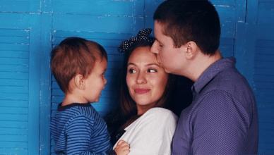 dia dos namorados após os filhos