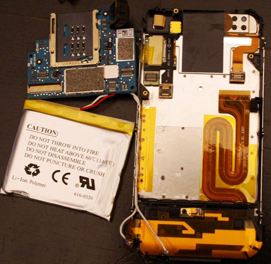 Placa Madre Iphone