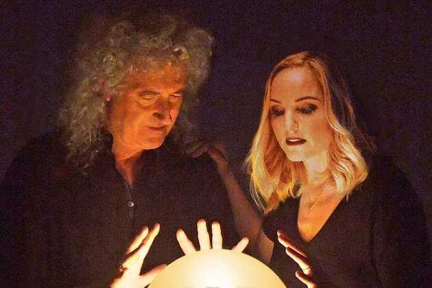 Brian May e Kerry Ellis