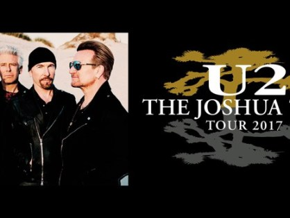 U2 no Brasil: confirmadas as datas e o local