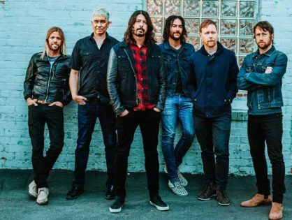 Foo Fighters anuncia o nome do novo álbum, capa, set list e data de lançamento