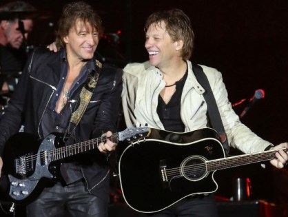 Bon Jovi: Richie Sambora tocaria novamente com a banda no Rock and Roll Hall of Fame