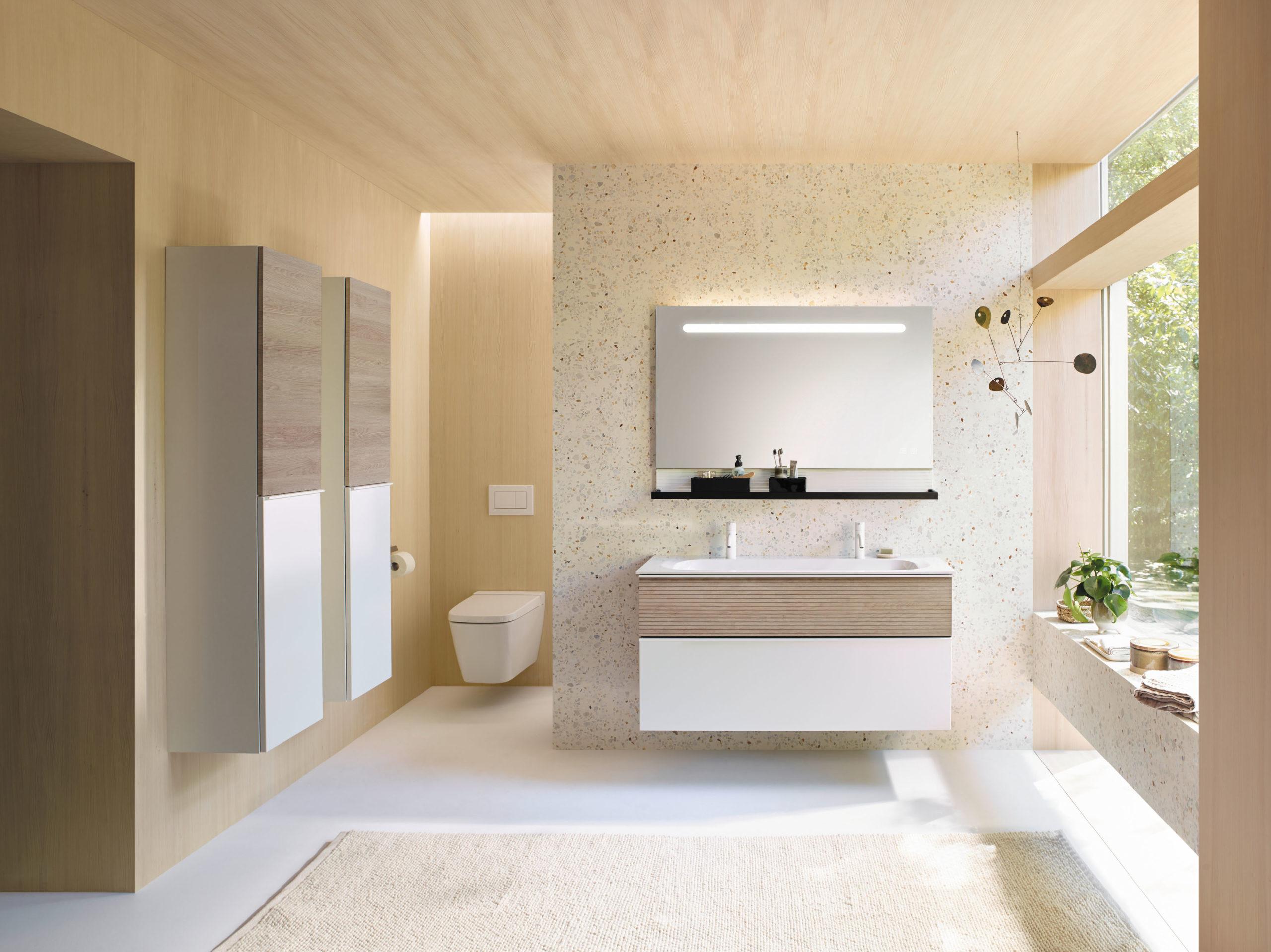 Flexible Möbelsysteme fürs Bad
