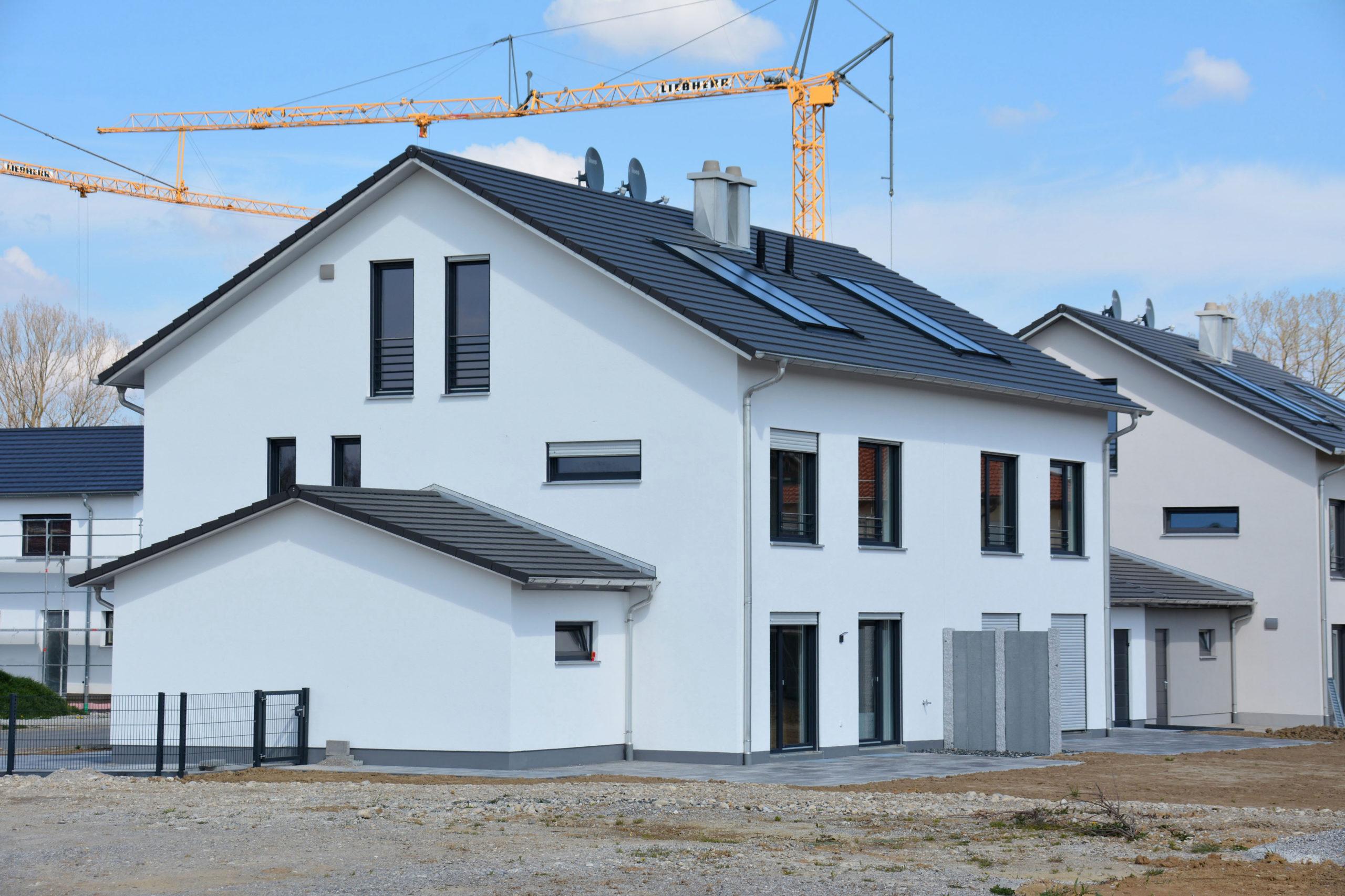 Beim Bauen das Gebäudeenergiegesetz beachten