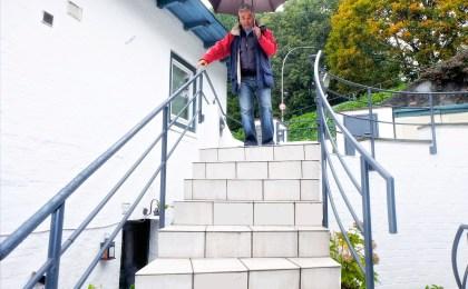 Bei glatten Treppen greift die Verkehrssicherungspflicht