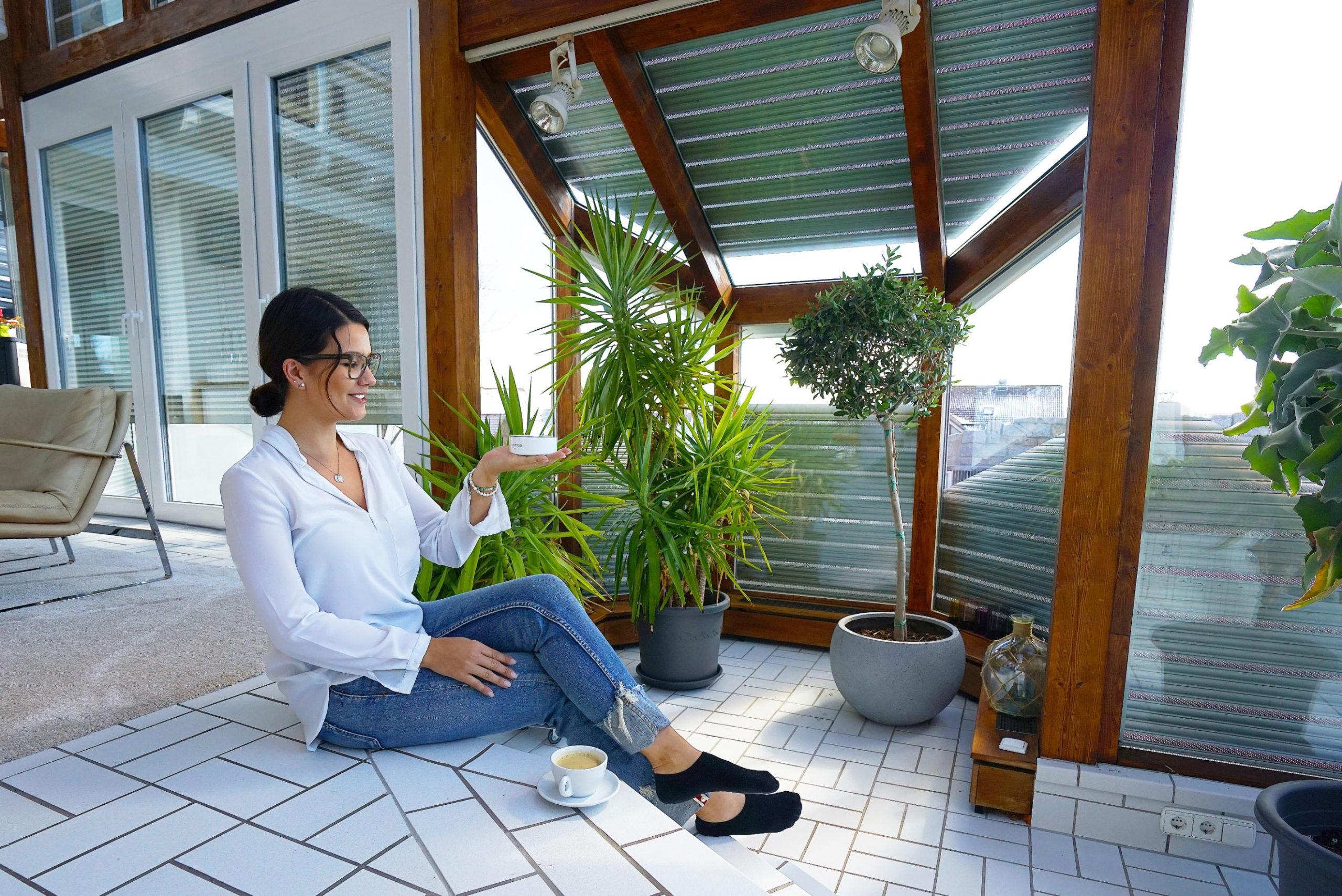 Die Natur von zu Hause aus genießen