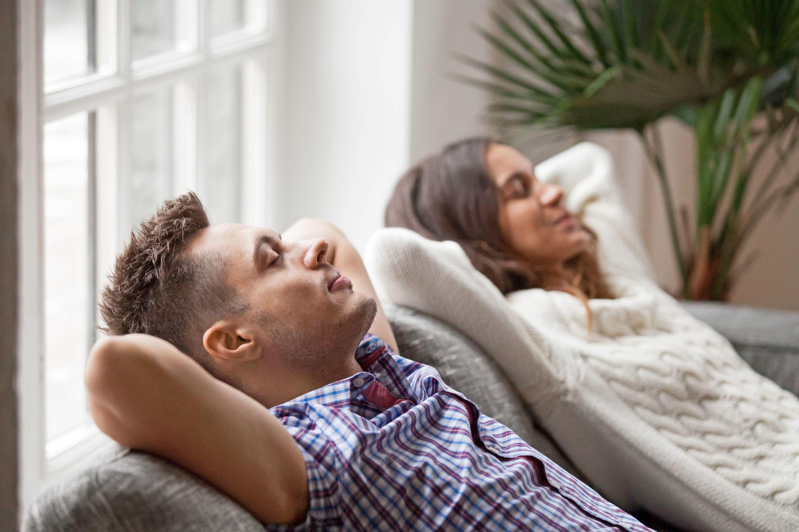 energetische Modernisierung sorgt für Entspannung