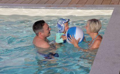 Poolpflege mit App