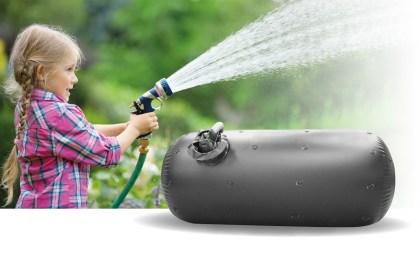 Regenwasser zum Bewässern nutzen
