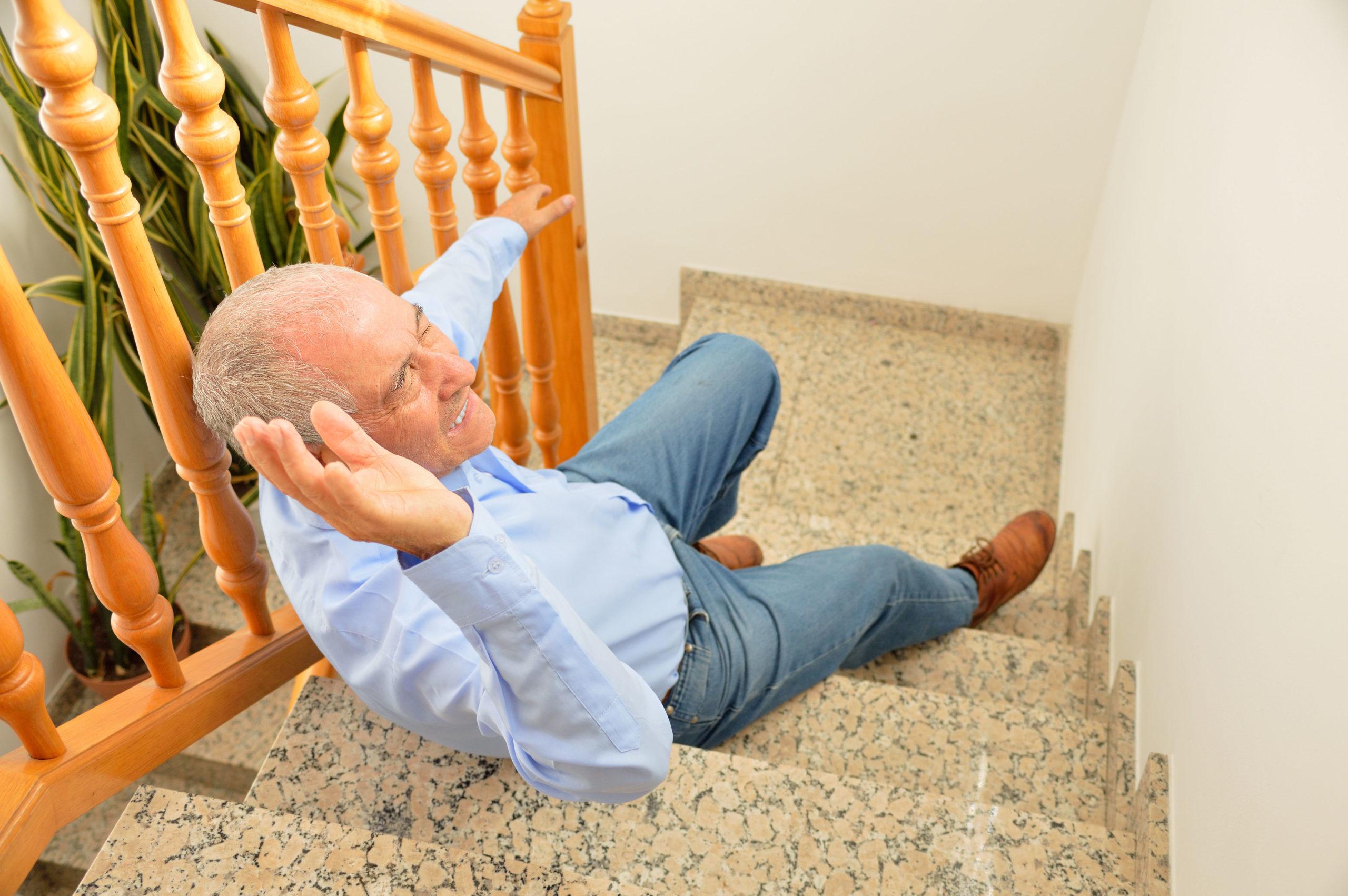 Rutschsicherheit für Senioren