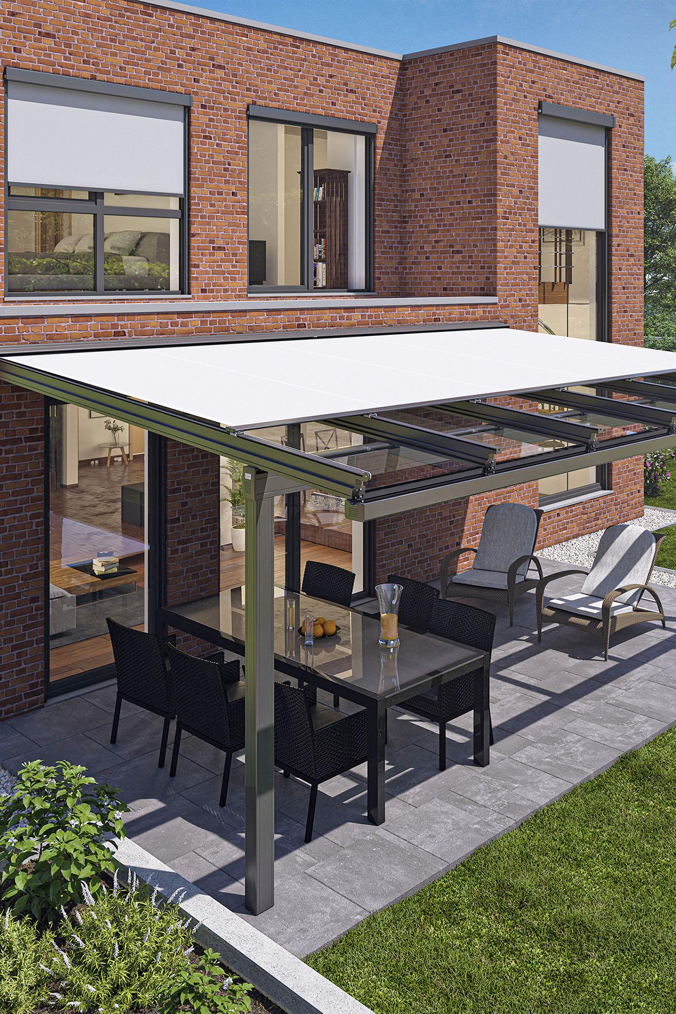 Terrasse und Balkon als Zweitwohnzimmer