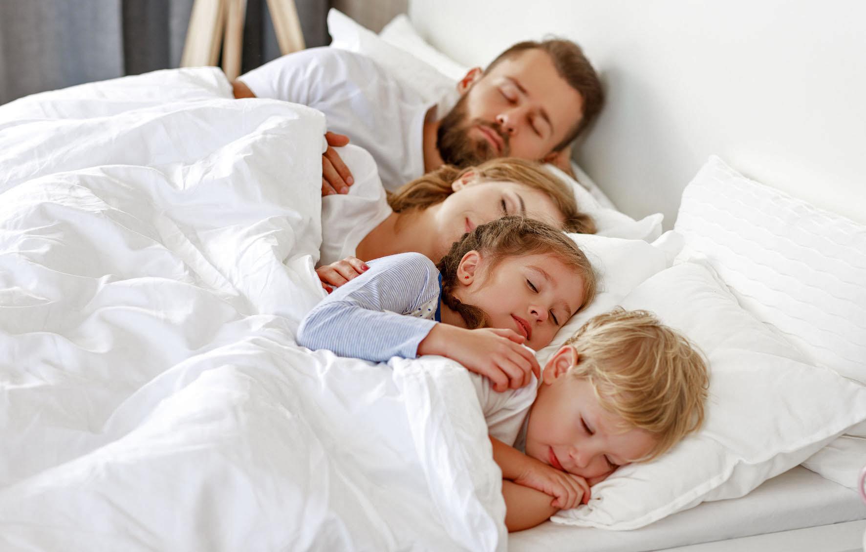 Ruhiger Schlaf dank Leichtbeton