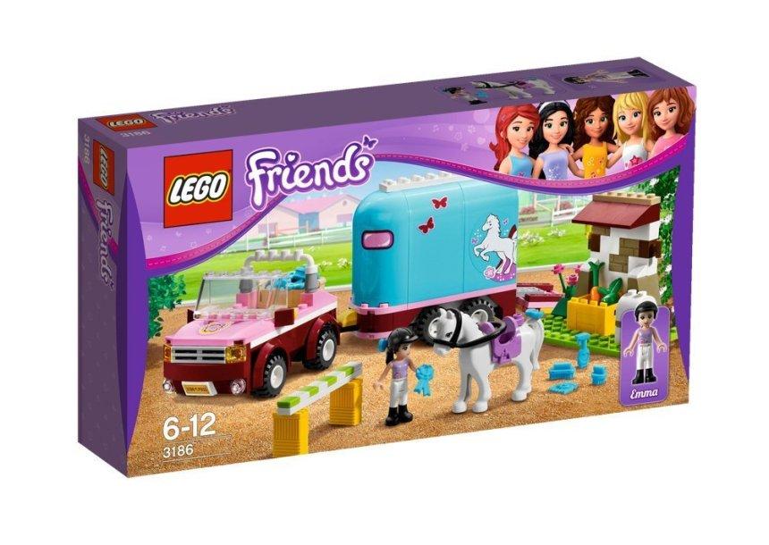 Lego Friends 3186 Geländewagen