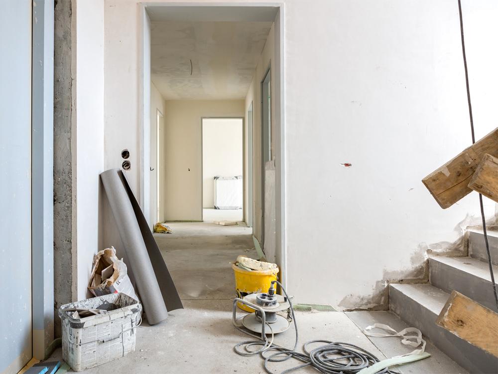 Ausbau: Der Rohbau steht, jetzt startet der Innenausbau - bauen.de