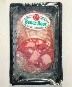 Rotwurst vom Rheinschwein – Bauer Roos