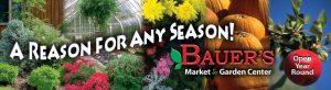 Closing Early, Christmas Eve 2018 @ Bauer's Market & Garden Center | La Crescent | Minnesota | United States