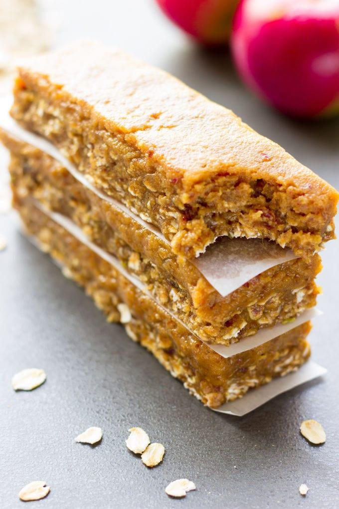 Caramel Apple Pie Protein Bars Bauer S Market Garden Center