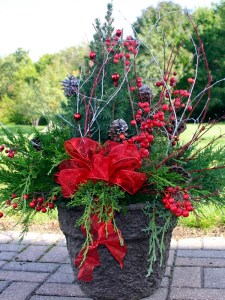 Seasonal Porch Pot workshop {11241910} @ Bauer's Market & Garden Center | La Crescent | Minnesota | United States