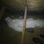 Using Cellulose for Attic Insulation: A Side-by-Side Comparison - worker accessing eaves