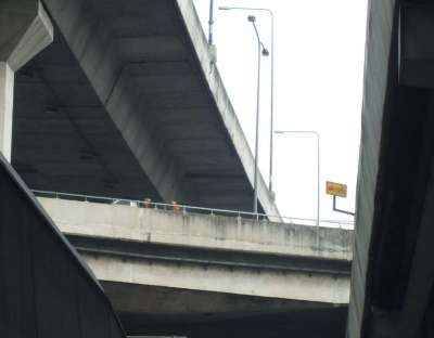 Bauexperten, Beweissicherung vor Bau der Autobahn