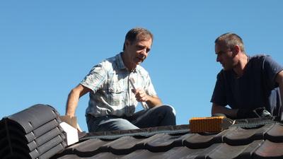 Baubetreuer Hausbau Bauabschnittsbegutachtung.Bauabschnittsbegleitung