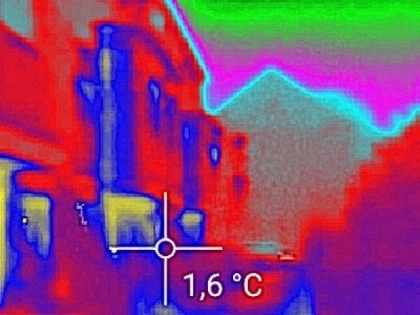 Blower Door Test, Wärmebilder, Thermografie Fassade, Förderung, Kredit, Fördermittelberatung, Förderberatung