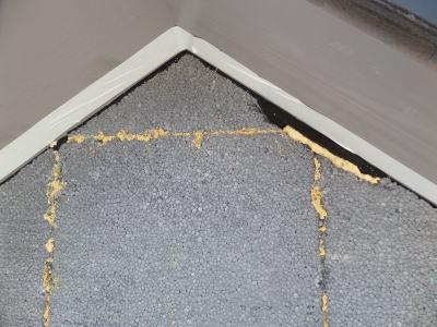 Kontrolle Dämmung Fassade Baubetreuung, Hausbauberatung, Bauberatung online, Bauberater