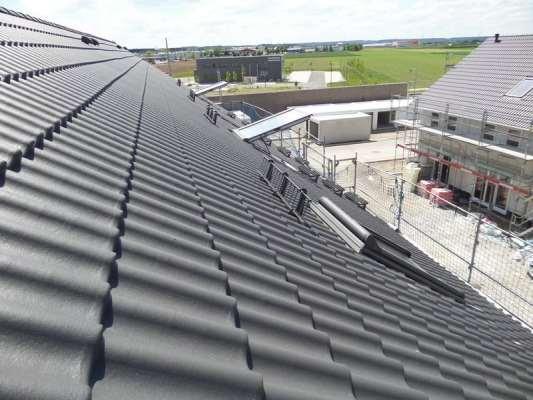 Baumängel Baubetreuer Baubegleiter Kontrolle Dachflächen & Dachrinnen