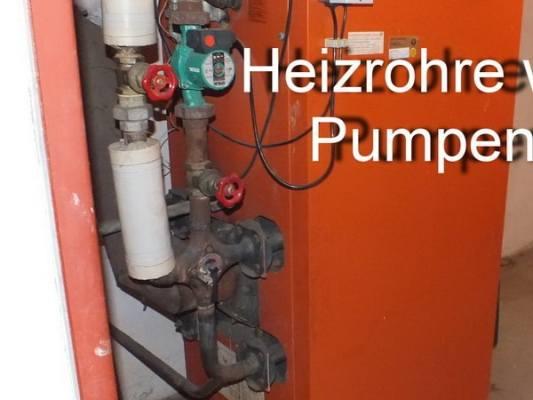 Einzelmaßnahmen zur KfW Förderung Dämmung der Heizleitungen, der Rohre für die Heizung, Austausch der zu viel Strom fressenden Pumpen für die Heizung und Ersatz gegen automatische Pumpen. So verbraucht z.B. eine 10 Jahre alte Pumpe immer noch 60 W bis 100 Watt in einer Stunde. Die neuen Pumpen automatisch geregelt verbrauchen lediglich 15 W bis 20 Watt pro Stunde. Außerdem haben diese Pumpen ein wäremverlustisoliertes Gehäuse.