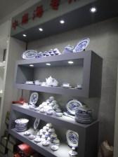 Blue-white porcelains