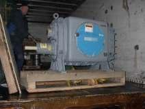 Blower Rebuilt 1030 RASJV BHRD IBB