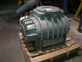 Blower Rebuilt Roots 1024 RASJH IBB 12