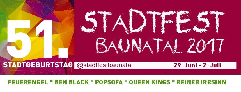 Stadtfest Baunatal 2017