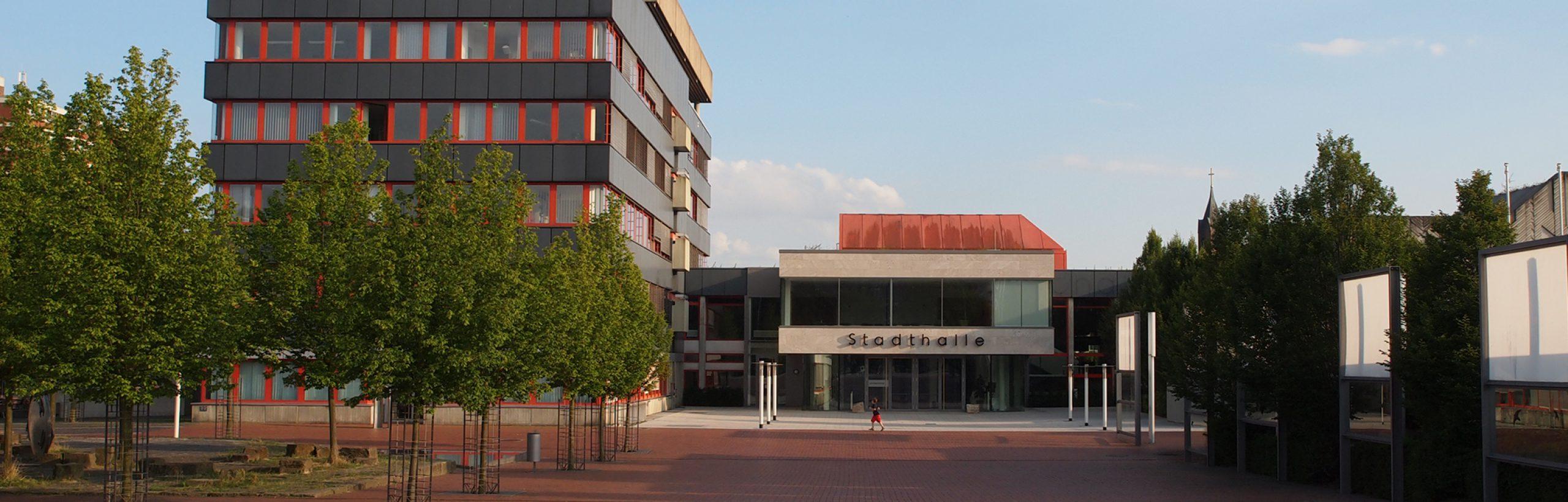 "Karrieremesse ""Perspektive"", 18. Mai, Stadthalle Baunatal"
