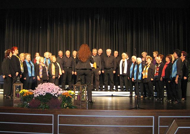 Stadtfest Baunatal, Nachrichten Baunatal, Stadtmarketing Baunatal; Gesangsverein Oberzwehren