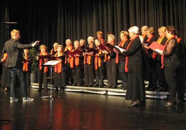 Stadtfest Baunatal, Nachrichten Baunatal, Stadtmarketing Baunatal; Chorgemeinschaft Frauenchöre